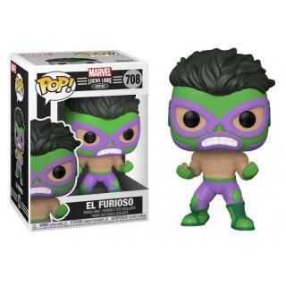 Funko POP Marvel: Luchadores - Hulk [HRAČKA]